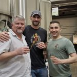 NOLADrinks Show – 9-9-19 – Lager Beers – Bryan Dias of The NOLADrinks Show, Matt Horney of Old Rail Brewing Co., and Sal Mortillaro, grand master beer judge.