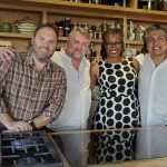 NOLADrinks Show – 9-16-19 – NOLA Neighborhoods – Oretha Castle Haley – Brent Rosen of the National Food and Beverage Foundation, Bryan Dias of The NOLADrinks Show, Pepper Bowen of the Culinaria Center, and Hugo Montero of Casa Borrega.
