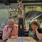 NOLADrinks Show – 11-4-19 – The Old Absinthe House and Belle Époque – Absinthe. Bryan Dias of The NOLADrinks Show and Laura Bellucci of Belle Époque.