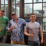 NOLADrinks Show – Craft Beer Industry – Oct20Ep2 – Matt Horney of Old Rail Brewing Co., Bryan Dias of The NOLADrinks Show, and Sal Mortillaro of the Beer Judging Certification Program.